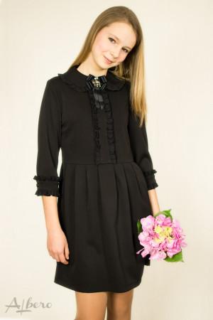Платье с рукавом 3/4 Артикул:1051