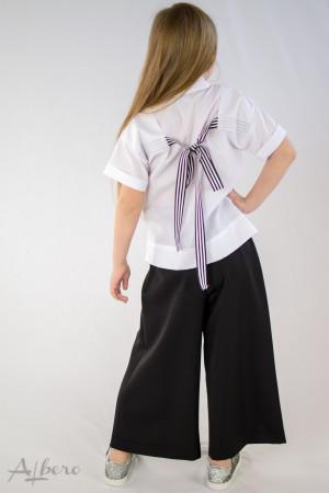 Рубашка с завязками на спинке  Артикул:5091