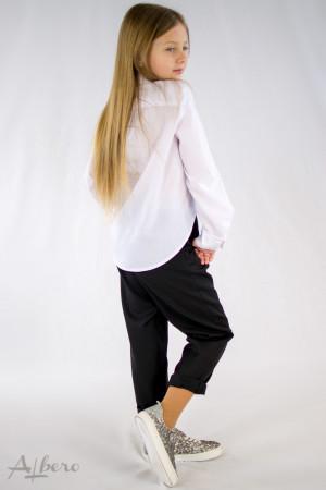 Рубашка с фигурным низом Артикул:5094