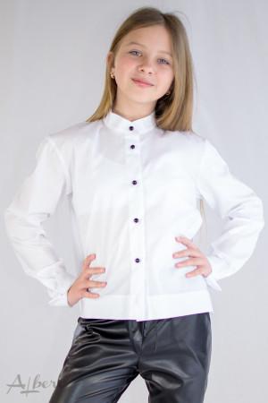 Рубашка с боковыми разрезами Артикул:5098
