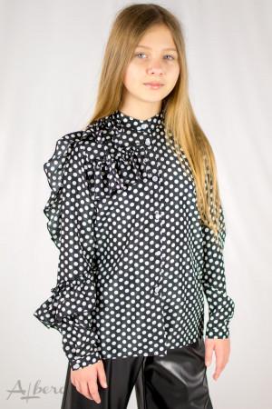 Блуза в горох Артикул: 5108