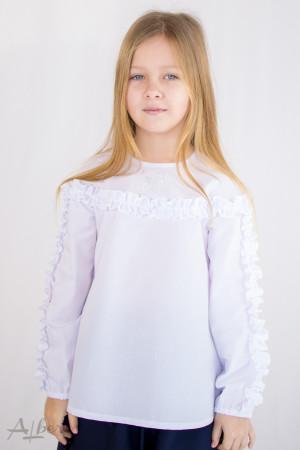 Блуза с рюшами Артикул:5082